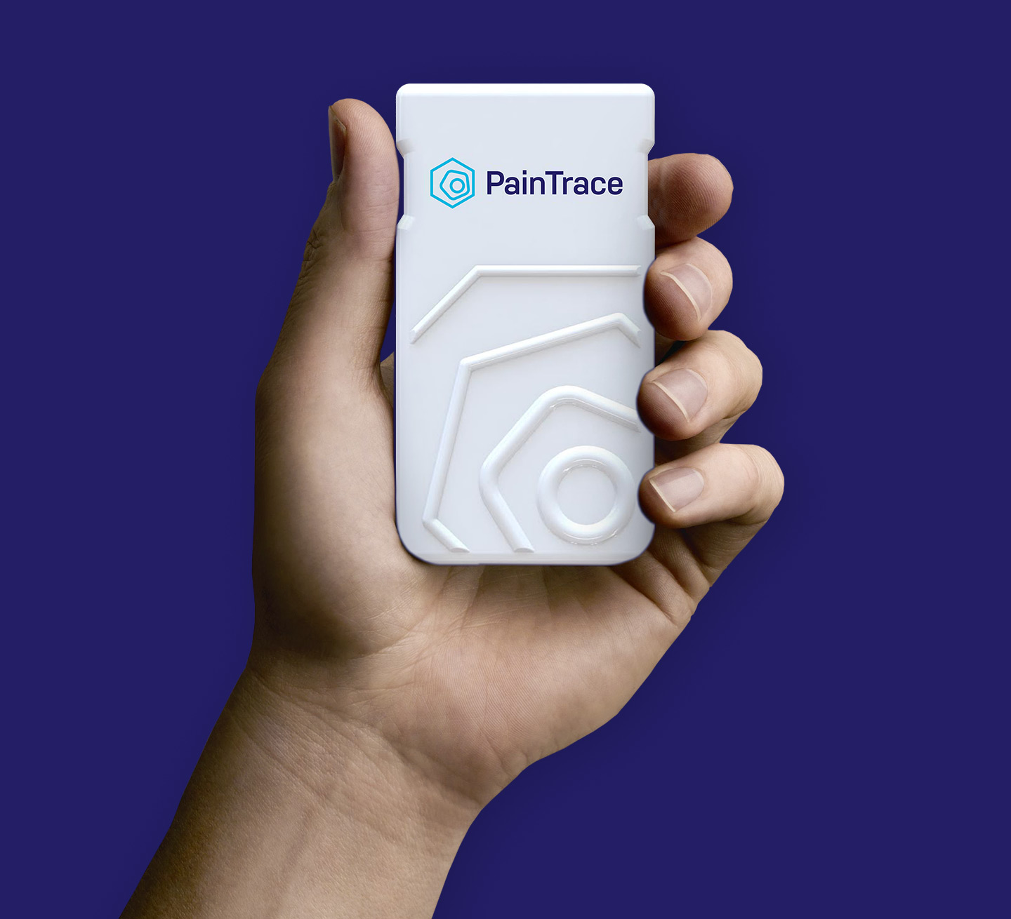 PainTrace Handheld Innovation by BioTraceIT